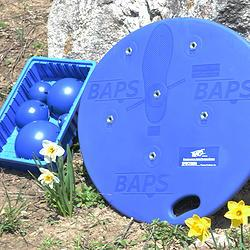 BAPS System with Storage Tray